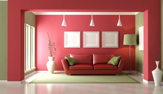 Colour Rays Exterior Painting Interior Painting Wall Decoration Pressure Washing
